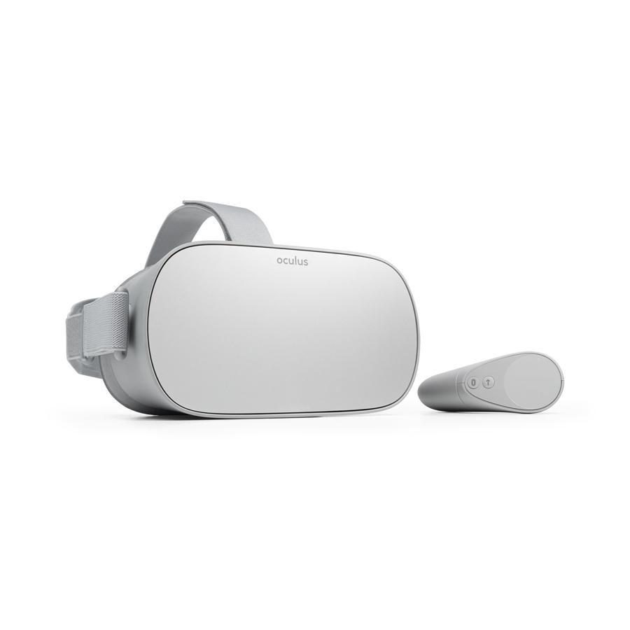 Social VR App vTime Supports Oculus Go