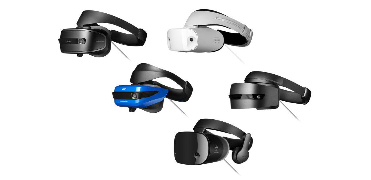 Social VR App vTime XR Supports Windows Mixed Reality Headsets