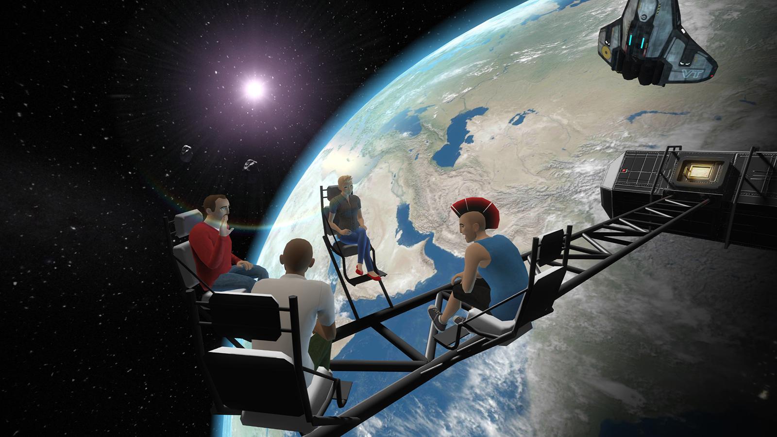 V Time The Orbital 1600 900