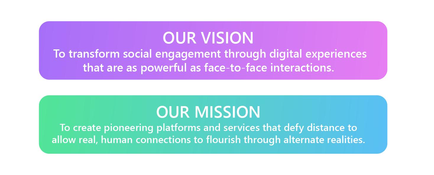 vTime Vision Mission