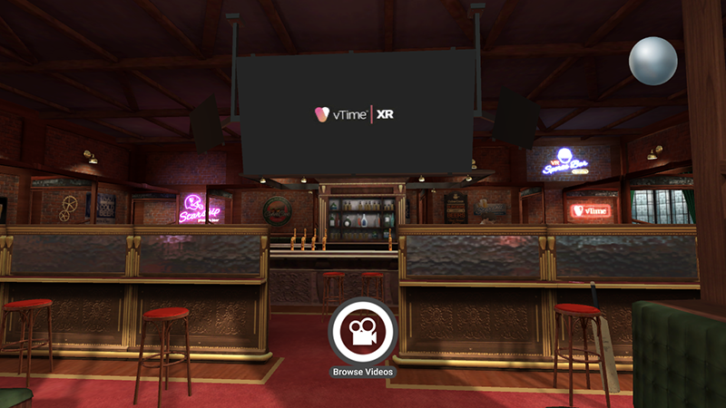 Vtime Xr Theaters Sports Bar Screen Ar Vr