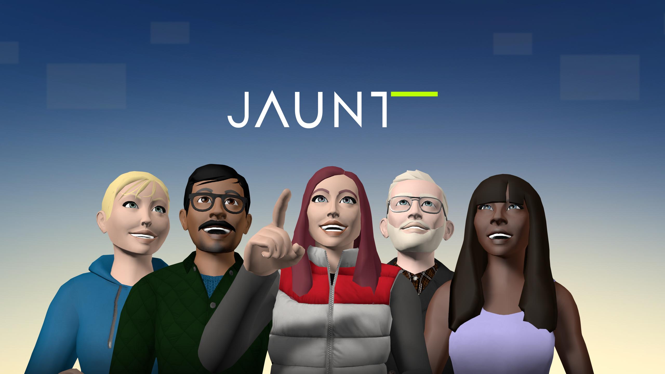VTIME VR Social Network Jaunt XR Platform 360 Content