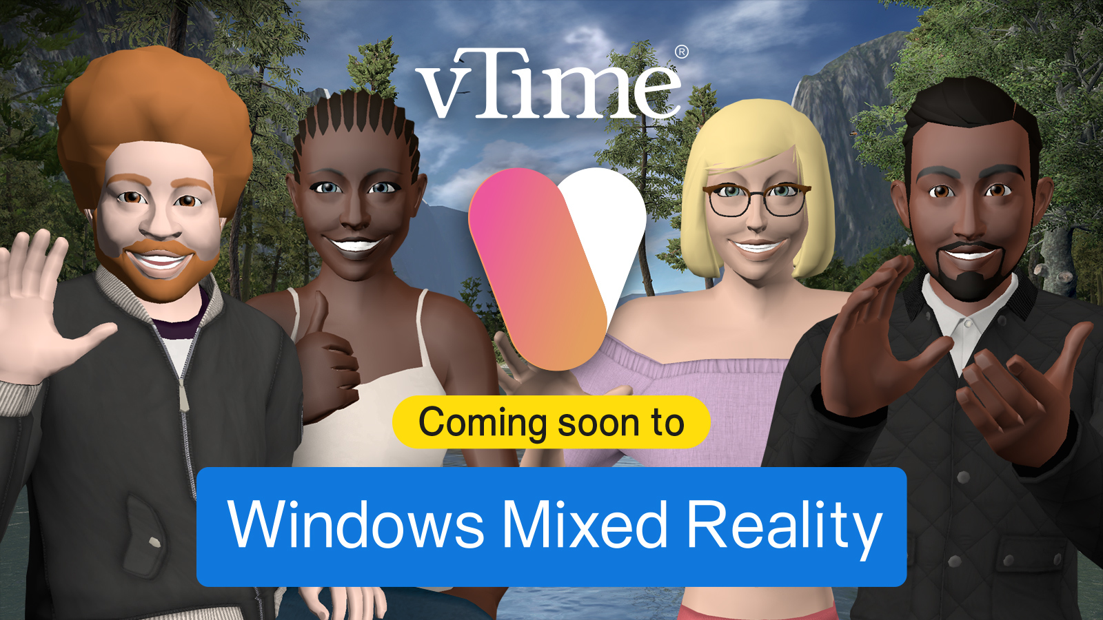 vtime is coming to windows mixed reality