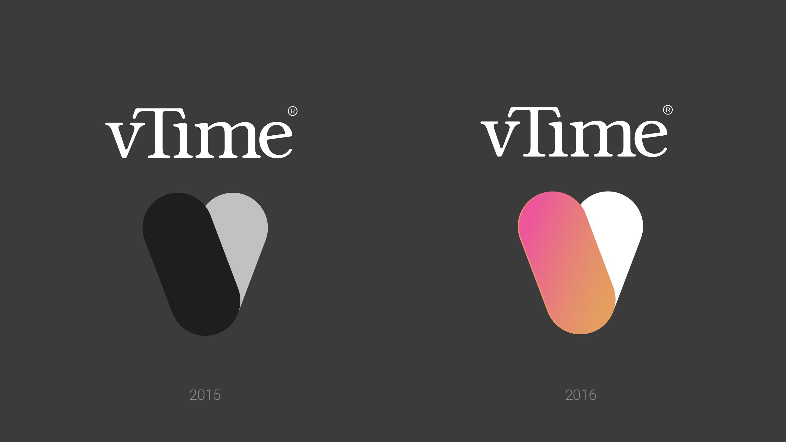 Vtime Logo Then Now